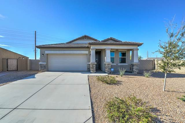 41345 W Hensley Way, Maricopa, AZ 85138 (MLS #6039219) :: Yost Realty Group at RE/MAX Casa Grande