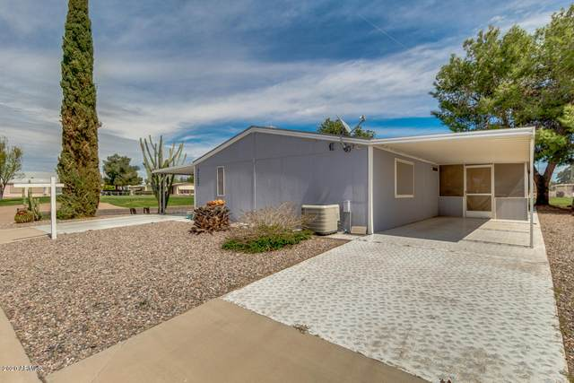 3727 N Illinois Avenue, Florence, AZ 85132 (MLS #6039279) :: Brett Tanner Home Selling Team