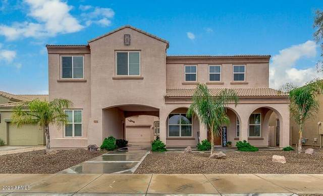 21573 S 215TH Street, Queen Creek, AZ 85142 (MLS #6039290) :: Brett Tanner Home Selling Team