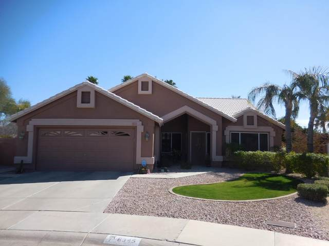 6345 W Aurora Drive, Glendale, AZ 85308 (MLS #6039408) :: The Laughton Team