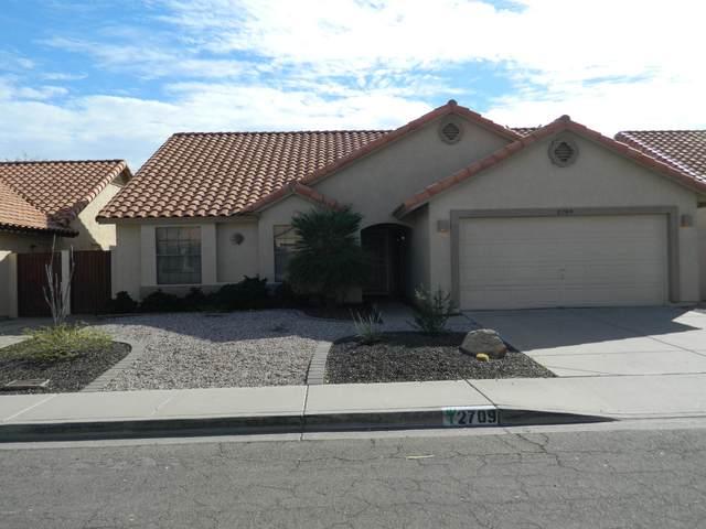 2709 E Rockledge Road, Phoenix, AZ 85048 (MLS #6039554) :: Yost Realty Group at RE/MAX Casa Grande