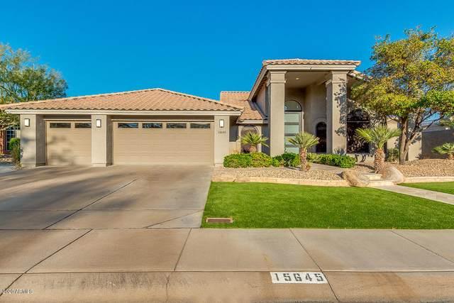 15645 S 17TH Street, Phoenix, AZ 85048 (MLS #6039665) :: Devor Real Estate Associates