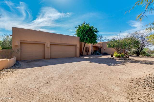 25018 N Paso Trail, Scottsdale, AZ 85255 (MLS #6039702) :: Lucido Agency