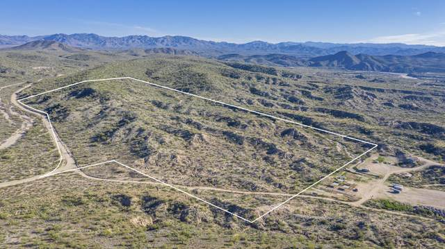 0 Scenic Loop & Miramonte Trail, Wickenburg, AZ 85390 (MLS #6039737) :: Yost Realty Group at RE/MAX Casa Grande