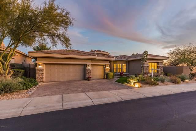 7921 E Tailfeather Lane, Scottsdale, AZ 85255 (MLS #6039751) :: The W Group