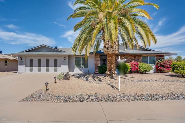 10122 W Pine Springs Drive, Sun City, AZ 85373 (MLS #6039845) :: The Garcia Group
