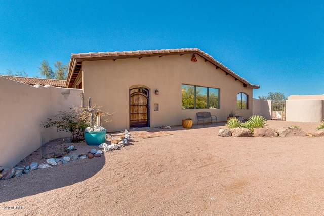 4976 E Jacob Waltz Street, Apache Junction, AZ 85119 (MLS #6039942) :: Yost Realty Group at RE/MAX Casa Grande