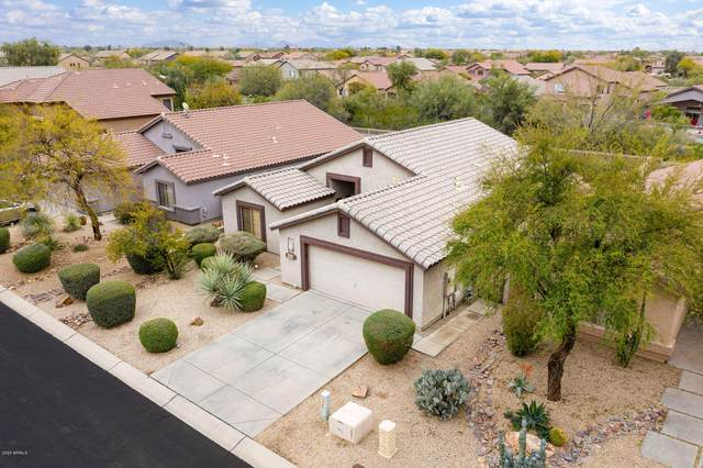 4553 E Thorn Tree Drive, Cave Creek, AZ 85331 (MLS #6040002) :: Conway Real Estate
