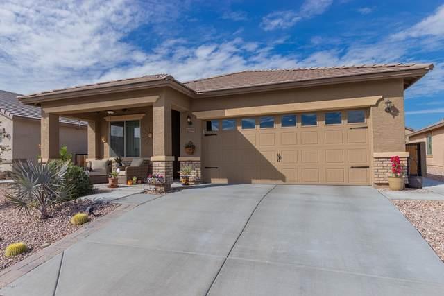 22394 W Loma Linda Boulevard, Buckeye, AZ 85326 (MLS #6040297) :: Riddle Realty Group - Keller Williams Arizona Realty