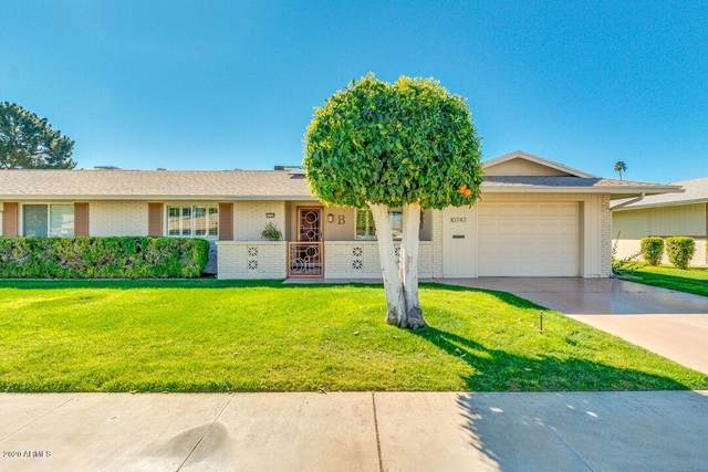 10747 W Hatcher Road, Sun City, AZ 85351 (MLS #6040299) :: The W Group