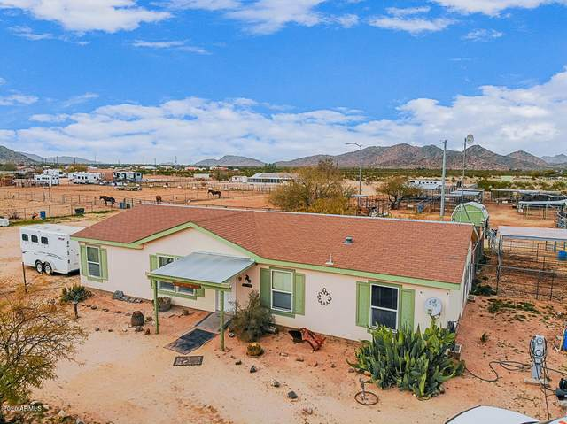56062 W Pulk Place, Maricopa, AZ 85139 (MLS #6040433) :: Yost Realty Group at RE/MAX Casa Grande