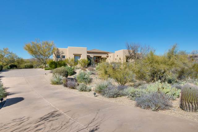 8156 E Thorntree Drive, Scottsdale, AZ 85266 (MLS #6040491) :: Devor Real Estate Associates