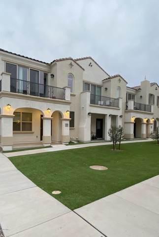 4020 E Toledo Street #101, Gilbert, AZ 85295 (MLS #6040608) :: Brett Tanner Home Selling Team