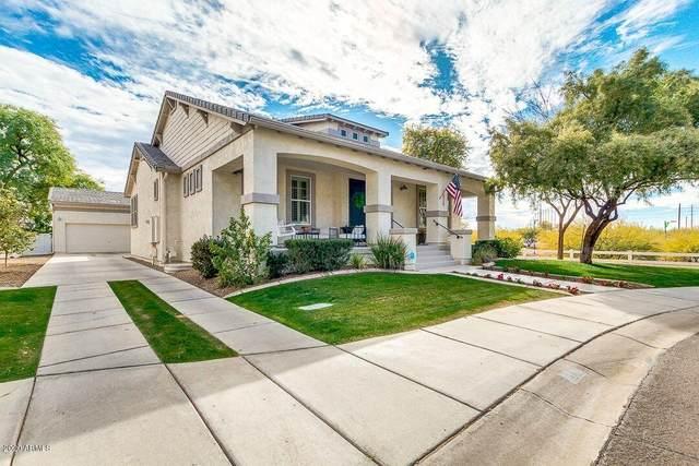 2615 E Valencia Street, Gilbert, AZ 85296 (MLS #6040638) :: Brett Tanner Home Selling Team