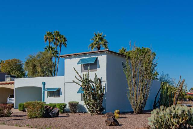 4814 N 78TH Street, Scottsdale, AZ 85251 (MLS #6040776) :: The W Group
