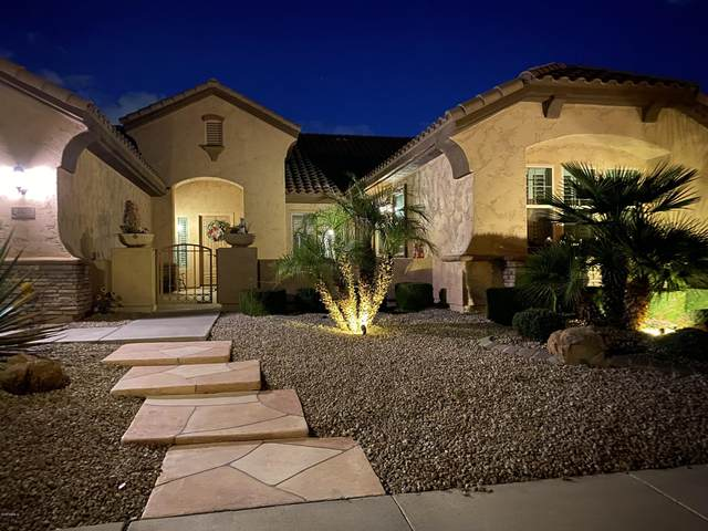 2128 E Mead Place, Chandler, AZ 85249 (MLS #6040805) :: Conway Real Estate