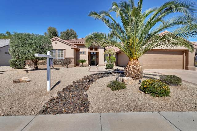 15760 W Grand Point Lane, Surprise, AZ 85374 (MLS #6041198) :: Brett Tanner Home Selling Team