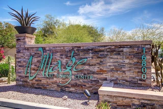 16800 E El Lago Boulevard #2017, Fountain Hills, AZ 85268 (MLS #6041329) :: The W Group