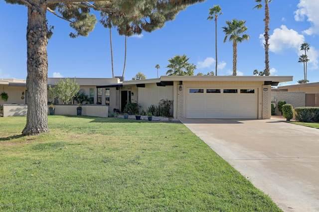 10645 W Hutton Drive, Sun City, AZ 85351 (MLS #6041348) :: Riddle Realty Group - Keller Williams Arizona Realty