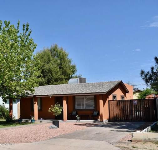 2405 N 27TH Place, Phoenix, AZ 85008 (MLS #6041459) :: Riddle Realty Group - Keller Williams Arizona Realty