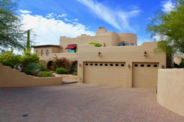 6945 E Ashler Hills Drive E, Scottsdale, AZ 85266 (MLS #6041865) :: The W Group