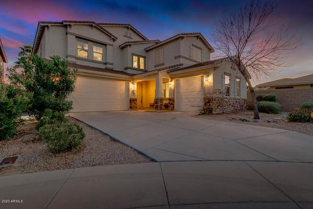 819 E Cierra Circle, San Tan Valley, AZ 85143 (MLS #6041873) :: Revelation Real Estate