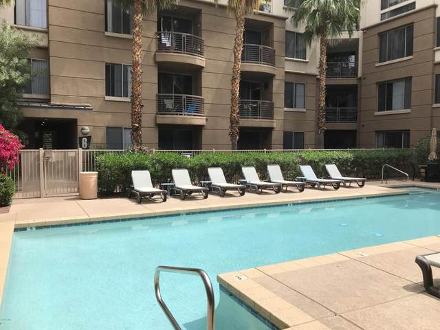 1701 E Colter Street #183, Phoenix, AZ 85016 (MLS #6041875) :: The Laughton Team