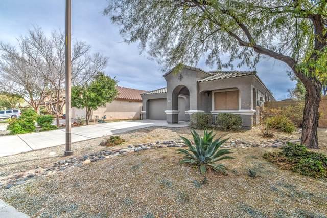 133 W Grey Stone Street, San Tan Valley, AZ 85143 (MLS #6041879) :: Revelation Real Estate