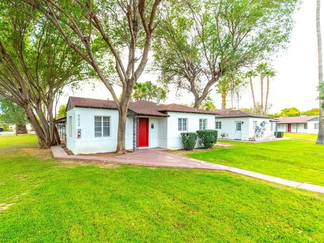 5624 N 6TH Street, Phoenix, AZ 85012 (MLS #6042037) :: Brett Tanner Home Selling Team