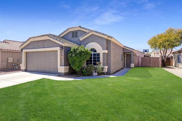 21230 N 91ST Drive, Peoria, AZ 85382 (MLS #6042103) :: Howe Realty