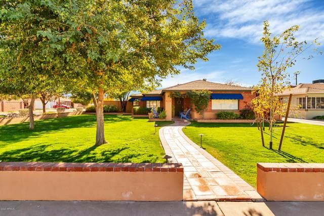 501 W Edgemont Avenue, Phoenix, AZ 85003 (MLS #6042139) :: The Daniel Montez Real Estate Group