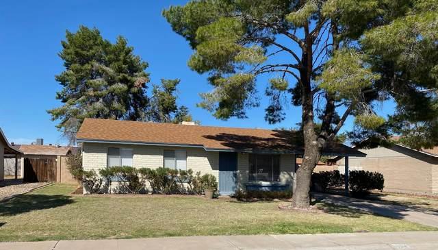 7114 W Ironwood Drive, Peoria, AZ 85345 (MLS #6042327) :: The Kenny Klaus Team