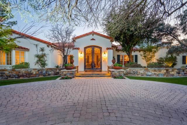 7740 N Mockingbird Lane, Paradise Valley, AZ 85253 (MLS #6042734) :: Lux Home Group at  Keller Williams Realty Phoenix