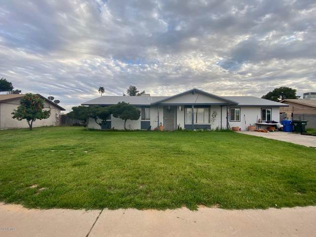 1343 W Rockwood Drive, Phoenix, AZ 85027 (MLS #6043595) :: The Kenny Klaus Team