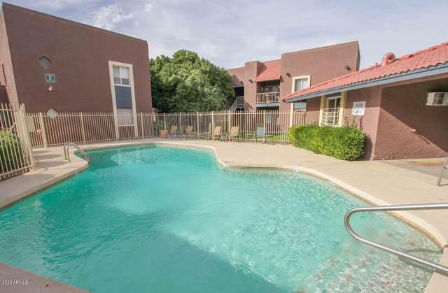 16602 N 25TH Street #206, Phoenix, AZ 85032 (MLS #6043658) :: The Laughton Team