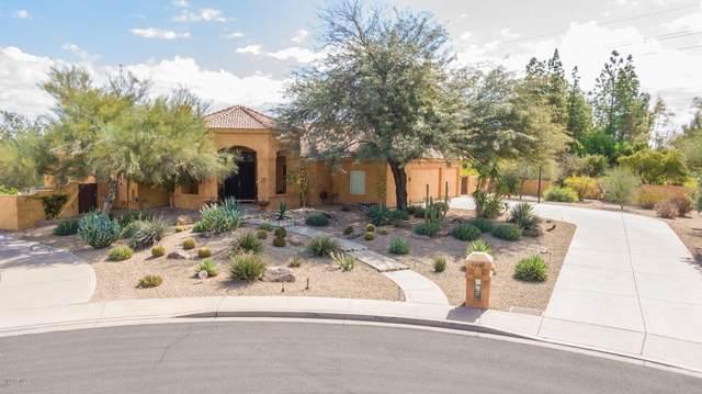 2629 N Hall Circle, Mesa, AZ 85203 (MLS #6043780) :: Conway Real Estate