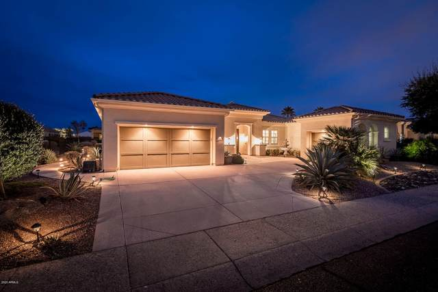 13118 W Micheltorena Drive, Sun City West, AZ 85375 (MLS #6044018) :: Long Realty West Valley