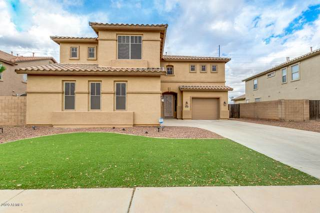 2126 N 120TH Drive, Avondale, AZ 85392 (MLS #6044110) :: Brett Tanner Home Selling Team