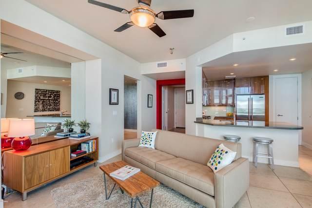 140 E Rio Salado Parkway #511, Tempe, AZ 85281 (MLS #6044213) :: Brett Tanner Home Selling Team