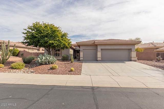 42003 N Moss Springs Road, Anthem, AZ 85086 (MLS #6044301) :: The Daniel Montez Real Estate Group