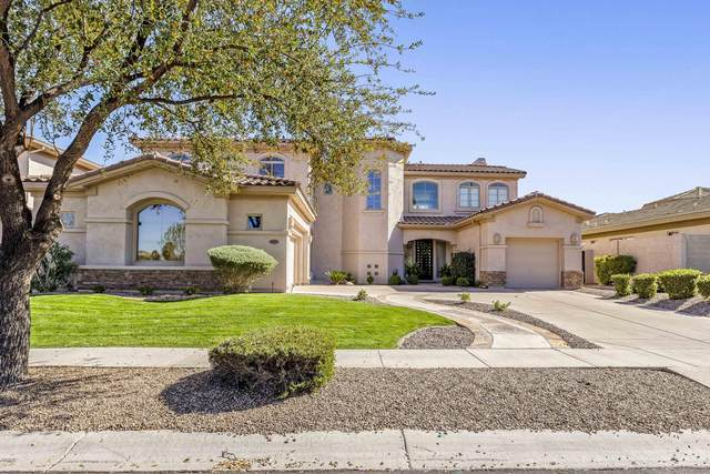 4583 E Desperado Road, Gilbert, AZ 85297 (MLS #6045339) :: Nate Martinez Team
