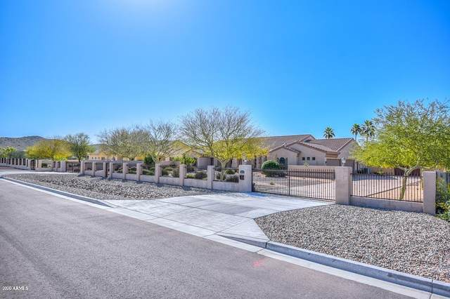 6937 W Avenida Del Sol, Peoria, AZ 85383 (MLS #6045763) :: Long Realty West Valley