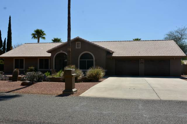 9611 W Cielo Grande, Peoria, AZ 85383 (MLS #6046003) :: Long Realty West Valley
