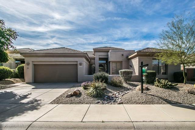 7099 E Mighty Saguaro Way, Scottsdale, AZ 85266 (MLS #6046025) :: Riddle Realty Group - Keller Williams Arizona Realty
