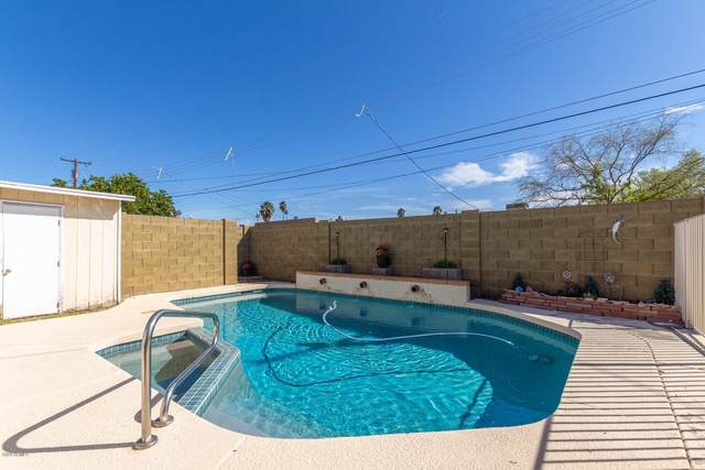 2261 E Bramble Avenue, Mesa, AZ 85204 (MLS #6046426) :: Yost Realty Group at RE/MAX Casa Grande