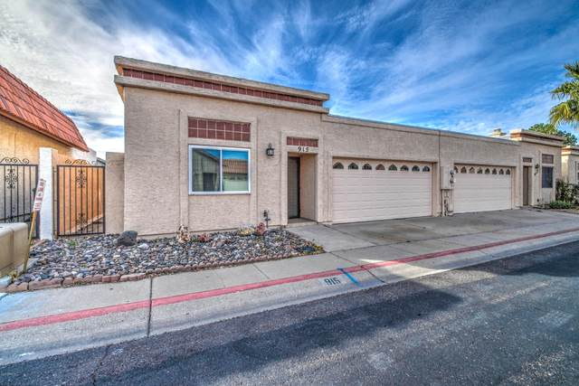915 E Charleston Avenue, Phoenix, AZ 85022 (MLS #6046713) :: Brett Tanner Home Selling Team