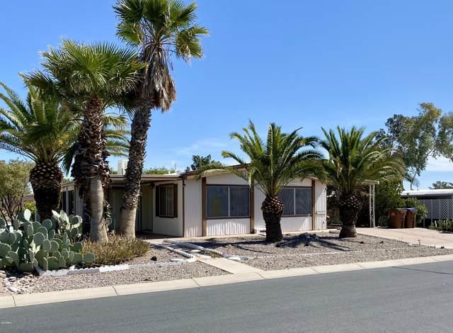 3807 N Ohio Avenue, Florence, AZ 85132 (MLS #6047097) :: Brett Tanner Home Selling Team