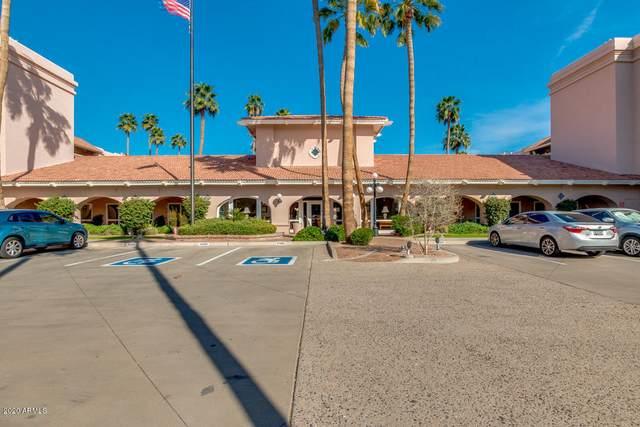 4141 N 31ST Street #310, Phoenix, AZ 85016 (MLS #6047287) :: Brett Tanner Home Selling Team