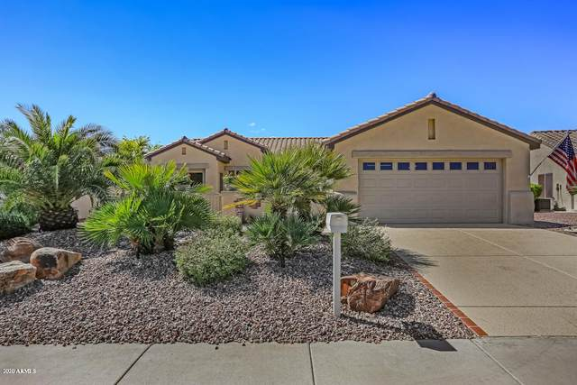 15987 W Quail Brush Lane, Surprise, AZ 85374 (MLS #6047845) :: Brett Tanner Home Selling Team