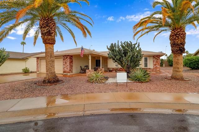 1070 Leisure World, Mesa, AZ 85206 (MLS #6048083) :: Brett Tanner Home Selling Team